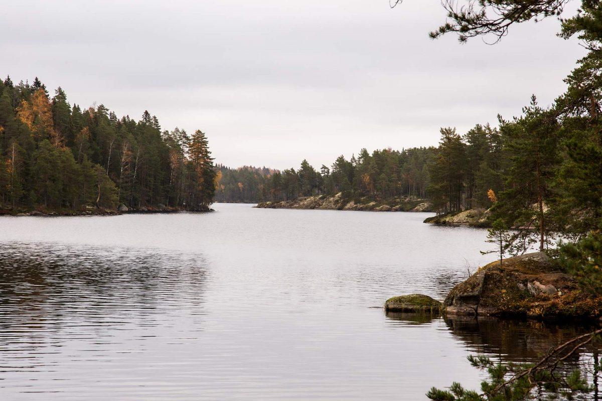 Syysretki Pukala 2021 - Pukalajärven saaristoa
